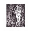Adam and Eve After Durer