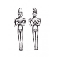 Ubaid Figurines with Author's Notes